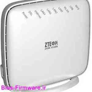 دانلود فایل فلش روتر زد تی ای ZTE ZXHN H267N